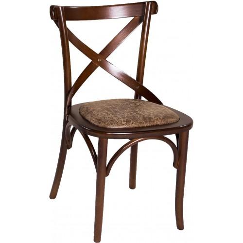 Cadeira Aretha - Almofada no Centro