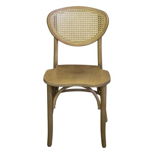 Cadeira Charles - Entosto Tela - Empilhável