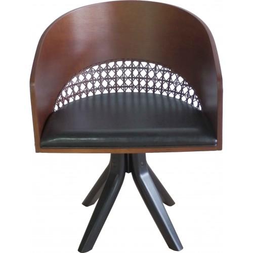 Cadeira Chris (Com Junco) - Giratória