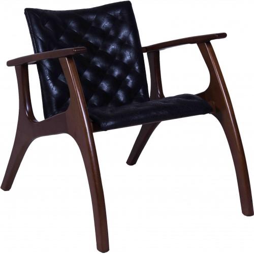 Poltrona Smith - Encosto/Assento Estofado